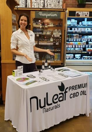 Laura from NuLeaf Naturals