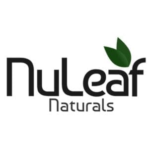 NuLeaf Naturals CBD Oil Logo