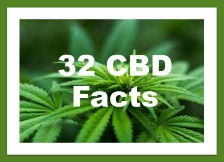 32 CBD Facts