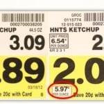 Price per unit