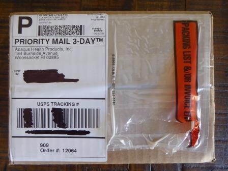 CBDMedic Shipping Box