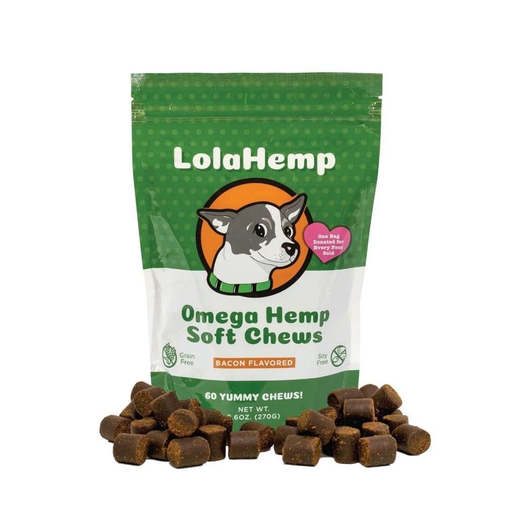LolaHemp Omega Hemp Chews