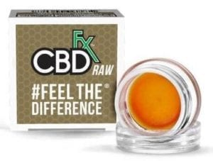 CBDfx CBD Wax Dab