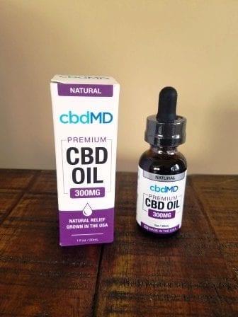 cbdMD CBD Topicals