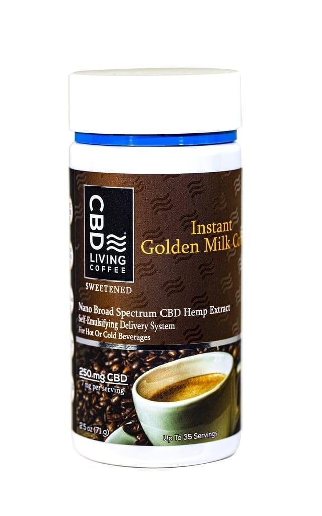 CBD Living Coffee