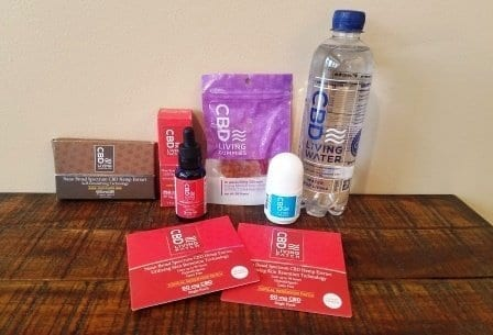 CBD Living Products