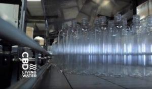 CBD Living Water Bottling Plant