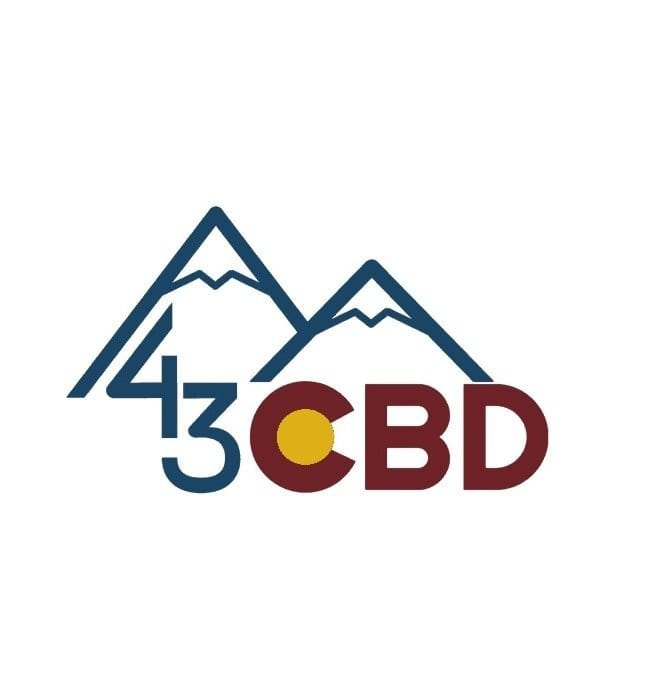 43 CBD Logo