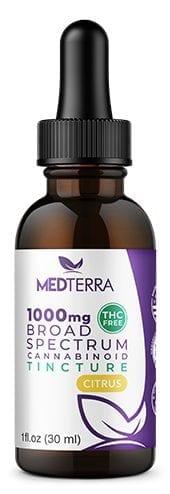 medterra broad spectrum cbd