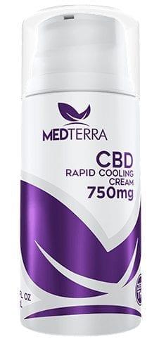 medterra cbd rapid cooling cream
