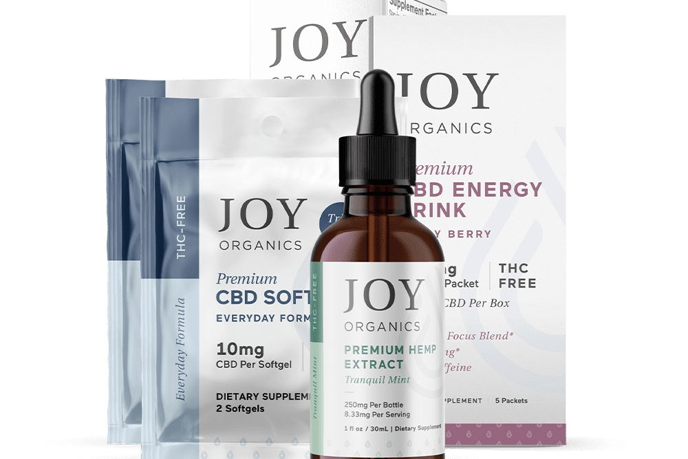 Joy Organics Sample Pack