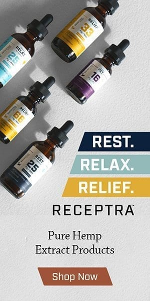 Review of Receptra Naturals