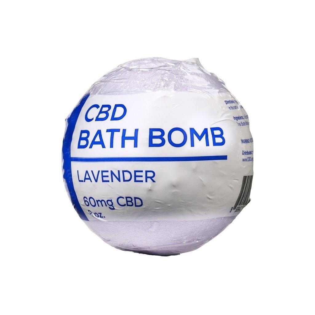 CBD Living Bath Bomb