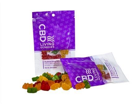 CBD Living Gummies