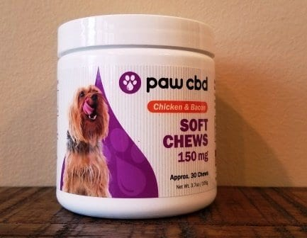 cbdMD Soft Dog Chews