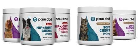 cbdMD Pet Chews