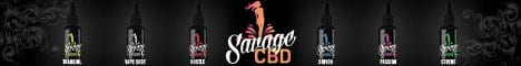 savage cbd vape juice review