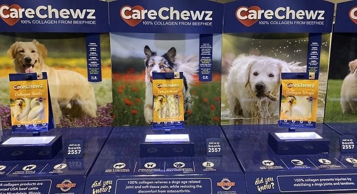 Pet food trends at Global Pet Expo 2020: bars, bugs, buzz