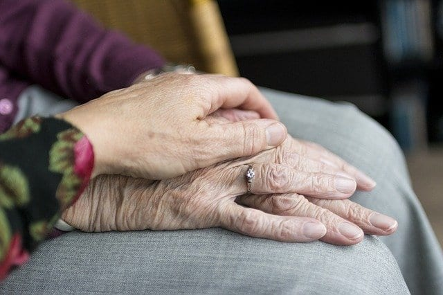 Middle-aged Americans report additional pain compared to elderly