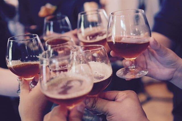 Binge-drinkers' brains need certainly to work harder to experience empathy