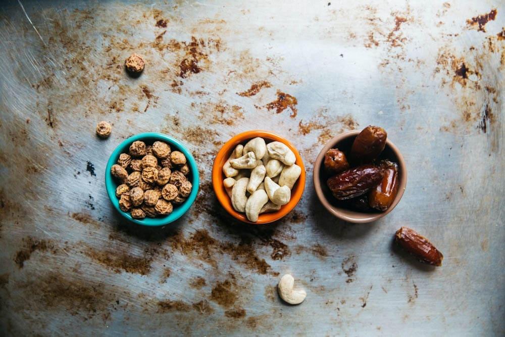 cbd trail mix snack