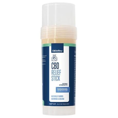CBD Relief Stick cbdistillery