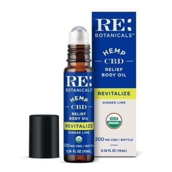 RE Botanicals CBD Reviews