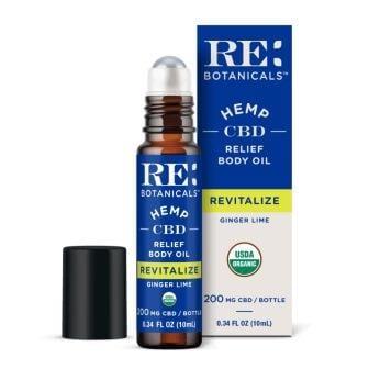 RE Botanicals CBD Reviews