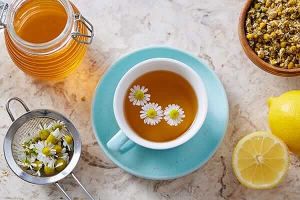 adding Kratom to chamomile tea is just a potent potentiator.