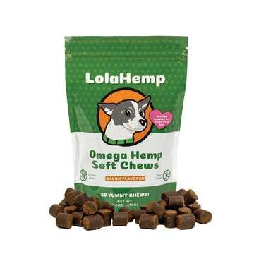 LolaHemp Dog chews Review