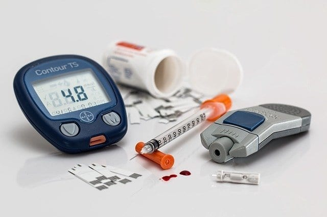 Study links anxiety hormone with higher blood glucose in Type 2 diabetes